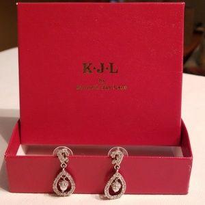 Kenneth Jay Lane Royal Wedding Inspired Earrings